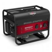 Бензогенератор BRIGGS&STRATTON SPRINT 3200A, 3,1 кВт ПРОФИ
