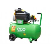 Компрессор ECO AE-501-3 260 л/мин, 8 атм, 50 л, 220 В, 1.8 кВт