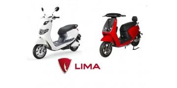 Электроскутера Lima в Бресте!
