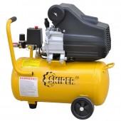 Компрессор SKIPER AR25A 235 л/мин, 25л, 220 В, 1.5 кВт.