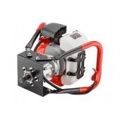 Бензобур ECO GD-53 1.85 кВт; 10 кг; шнек до 200 мм