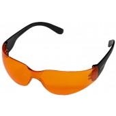 Защитные очки STIHL FUNCTION Light оранжевые 0000 884 0360