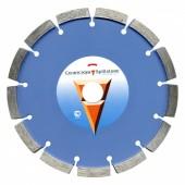Алмазный диск Сплитстоун 1A1RSS 350Х40Х3,2Х10Х25,4 БЕТОН 33 PREMIUM