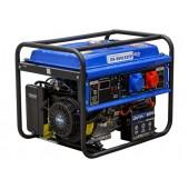 Бензогенератор ECO PE-9001E3FP 6.5 кВт 380-220 В