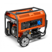 Бензогенератор Husqvarna G 8500P 8,0 кВт 220V