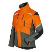 Куртка FUNCTION ERGO, цвет оливковый/сигнальный оранжевый/черный XS 00883350244