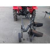 Плуг двойной для мини-трактора Rossel