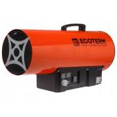 Газовая пушка Ecoterm GHD-GHD-30T (50 кВт, 870 куб.м/час, термостат)