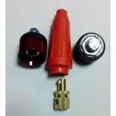 Гнездо для подключения сварочного кабеля RTAXQ, комплект