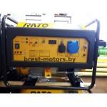 Бензиновая электростанция (генератор) RATO R7000 6,8 кВт