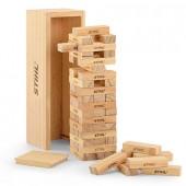 Игрушка-Пирамида (деревянная) STIHL, арт. 0464 959 0010