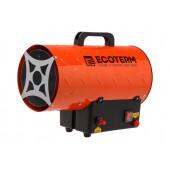 Газовая пушка Ecoterm GHD-101 (10 кВт, 320 куб.м/час)