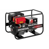 Бензогенератор HONDA ECT7000 400/230 В